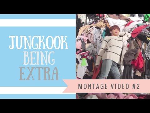 [방탄소년단 정국] JUNGKOOK BEING EXTRA - MONTAGE VIDEO #2