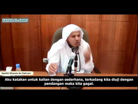 Kisah Penuh Hikmah Seorang Ulama yang Menjadi Nashrani - Syaikh Khamis az Zahrani