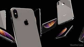 Musique iPhone XS et iPhone XS Max :