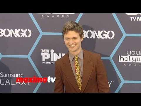 Ansel Elgort | 2014 Young Hollywood Awards | Arrivals