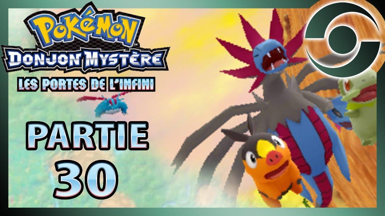 Pok mon donjon myst re 30 les portes de l 39 infini - Pokemon donjon mystere porte de l infini ...
