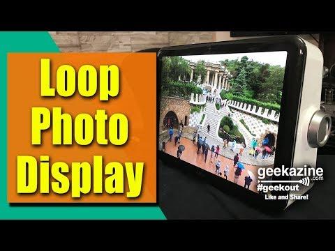 Loop Personal Photo Display First Look