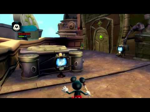 Pento Press Start : Disney Epic Mickey Le Retour Des Heros