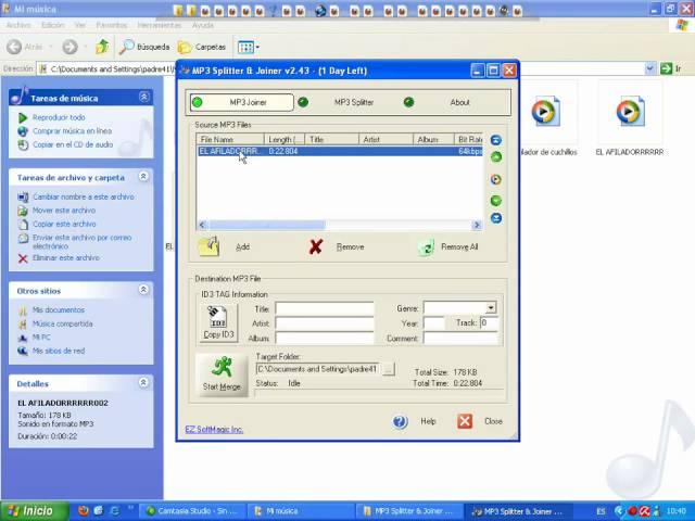 sddefault MP3 Joiner Splitter 5.1.9 + Portable   для резки и склеивания MP3
