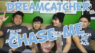 DREAMCATCHER - CHASE ME MV REACTION (FUNNY FANBOYS)