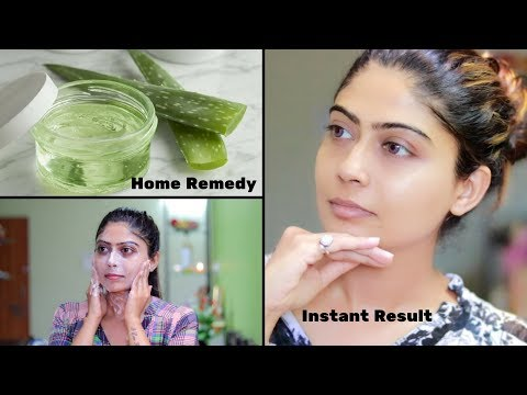 How To Do Aloe Vera Facial For Clear, Glowing And spotless Skin   Rinkal Soni