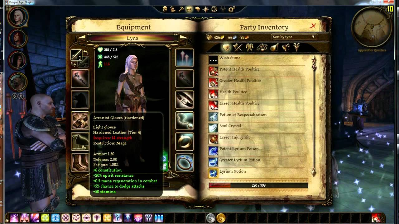 Dragon Age Origins Mage Armor Mods Dragon Age Origins Mods