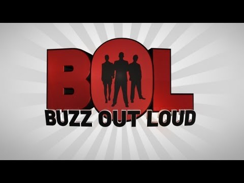 Buzz Out Loud Ep. 1584: Special coverage: iPad announcement