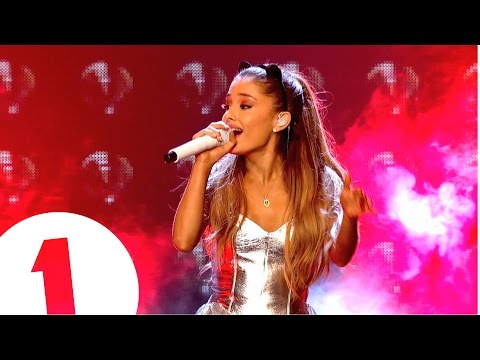 Official Chart Wrap Up - Ariana Grande, The Vamps, Ed Sheeran & Taylor Swift