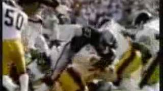 Classic Oakland Raiders Highlights from 1970's and 1980's