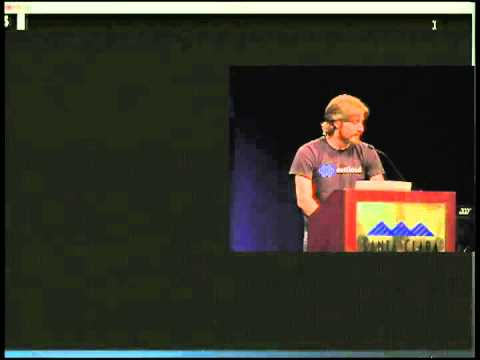Image from Lightning Talk - The future of Linux Containers