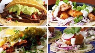 Tacos 10 Ways