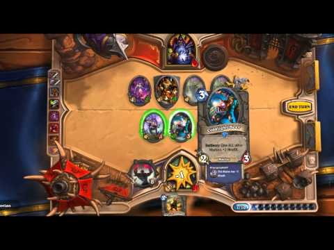 Hearthstone: Lord Jaraxxus Vs. Sacrificial Pact