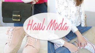 HAUL MODA PRIMAVERA VERANO | Bershka / Zara / Converse /Parfois /