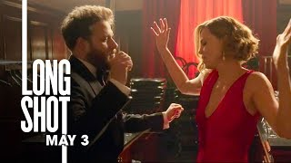 "Long Shot (2019 Movie) Official TV Spot ""Stay Hydrated"" – Seth Rogen, Charlize Theron"