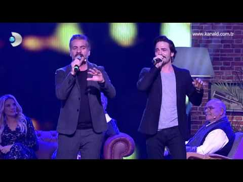 Ahmet Kural & Murat Cemcir - Sie Liegt In Meinen Armen Beyaz Show