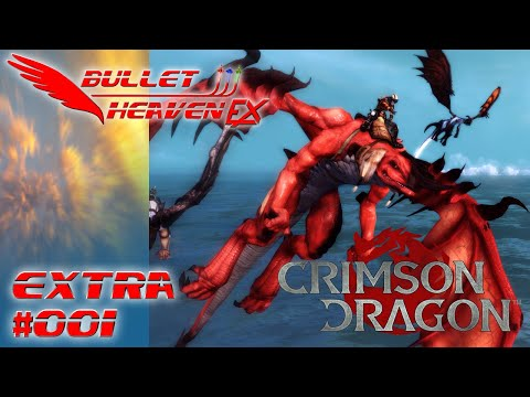 Crimson Dragon PREVIEW (Kinect) -- Bullet Heaven EX