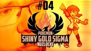 Pokémon Shiny Gold Sigma Nuzlocke [PL] #04 - Wypełniamy swoje przeznaczenie