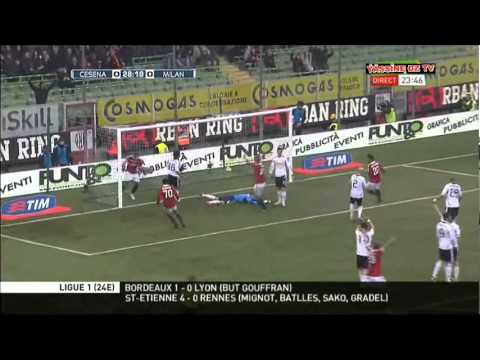 Sulley Ali  Muntari Goals & Highlights  Ac Milan 2012 ★