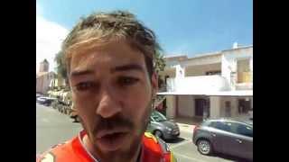 Sardegna Rally Race 2015: Maurizio Gerini a San Teodoro