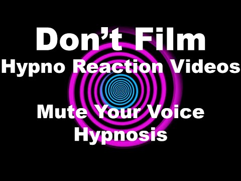 Hypnosis: Mute Your Voice (request) video