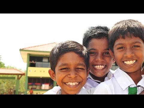 Cathal Ryan Trust Investing In Sri Lanka's Children video
