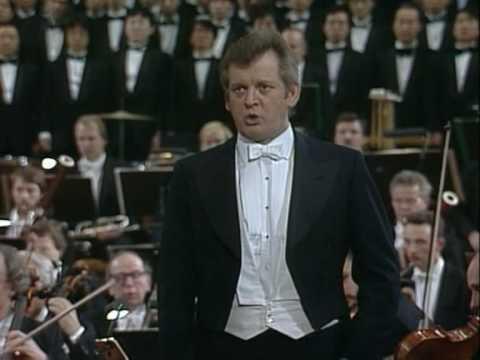 Карл Орф - Estuans Interius (baritone)