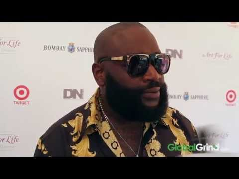 Rick Ross Explains How He Squashed The Wale & Meek Mill Beef video