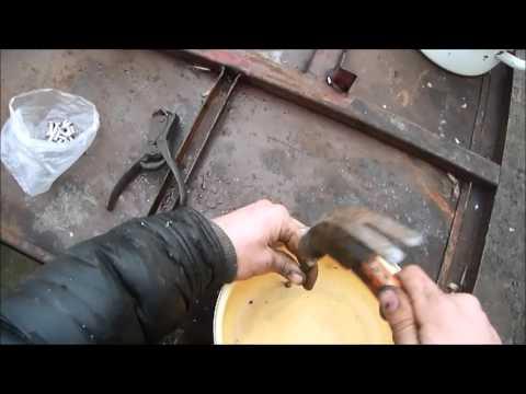 Ремонт эмалированных кастрюль своими руками