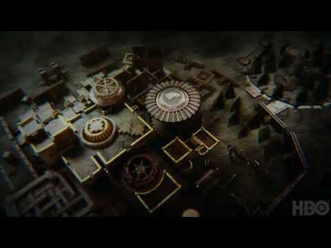 Official Opening Credits Game of Thrones HBO