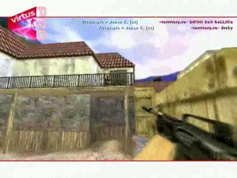 Counter-Strike 1.6 Movie: Virtus.Pro The Art Of Dominating (High Definition)