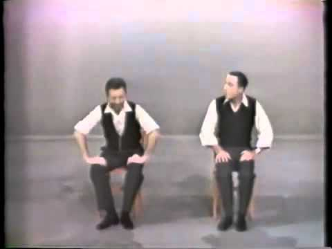 Gene Kelly & Donald O Connor dance medley 1959