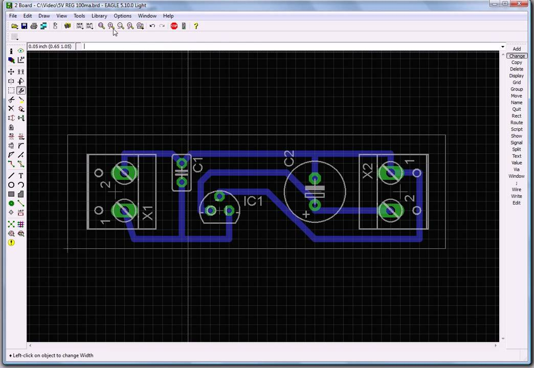 Download Cadsoft Eagle 512 layout PCB software editor 6014075 ...