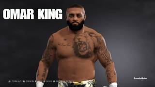 RTW 2K17: Caw Update 23  (WWE 2K17 - PS4)