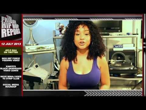 Nicki Minaj Lapdance at Strip Club, Mos Def Force Feeding, Rihanna Drunk & More