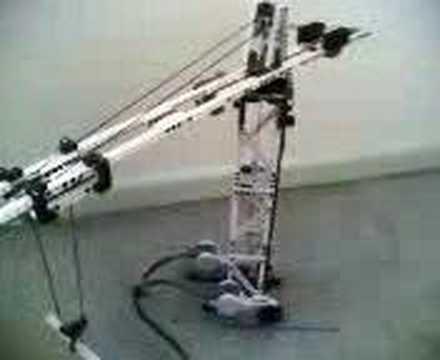 Lego Tower Crane Lego Nxt Tower Crane