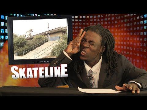 SKATELINE - Jaws vs El Toro, Miles Silvas, Shane ONeill, Deedz vs Decenzo & More
