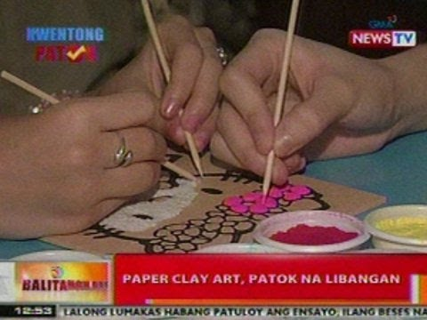 Paper Clay Artists bt Paper Clay Art