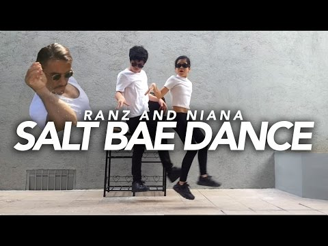 Salt Bae Dance | Ranz and Niana