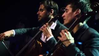 "2CELLOS - ""Air on the G string (J. S. Bach)""のライブ映像を公開 thm Music info Clip"