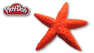 How to make Play-Doh Starfish