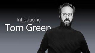 Introducing Tom Green - Iron Sky The Coming Race