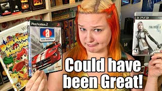 8 Games That COULD Have Been Great - WHY did they MESS it up?!