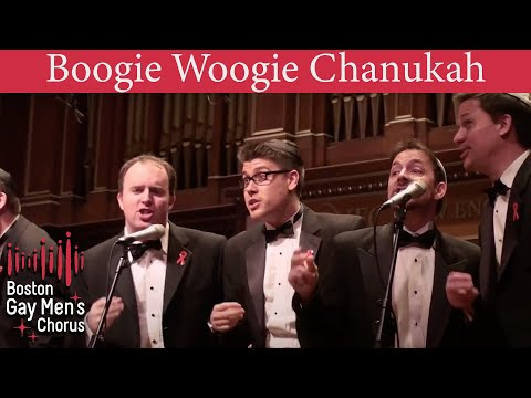 Boogie Woogie Chanukah - Boston Gay Men's Chorus video