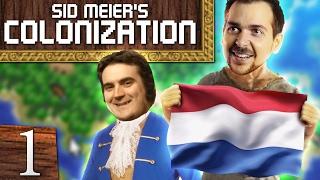 Sid Meier's Colonization #1 - Kormit Der Frag