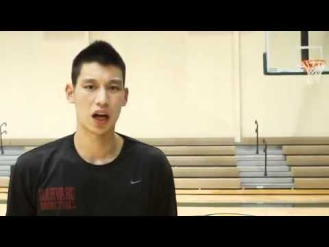 Jeremy Lin Teach You How to Get into Harvard University 林書豪教你如何考上哈佛大學