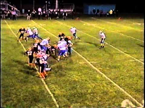 Doug Welch Ogilvie, MN football 2010 (junior)
