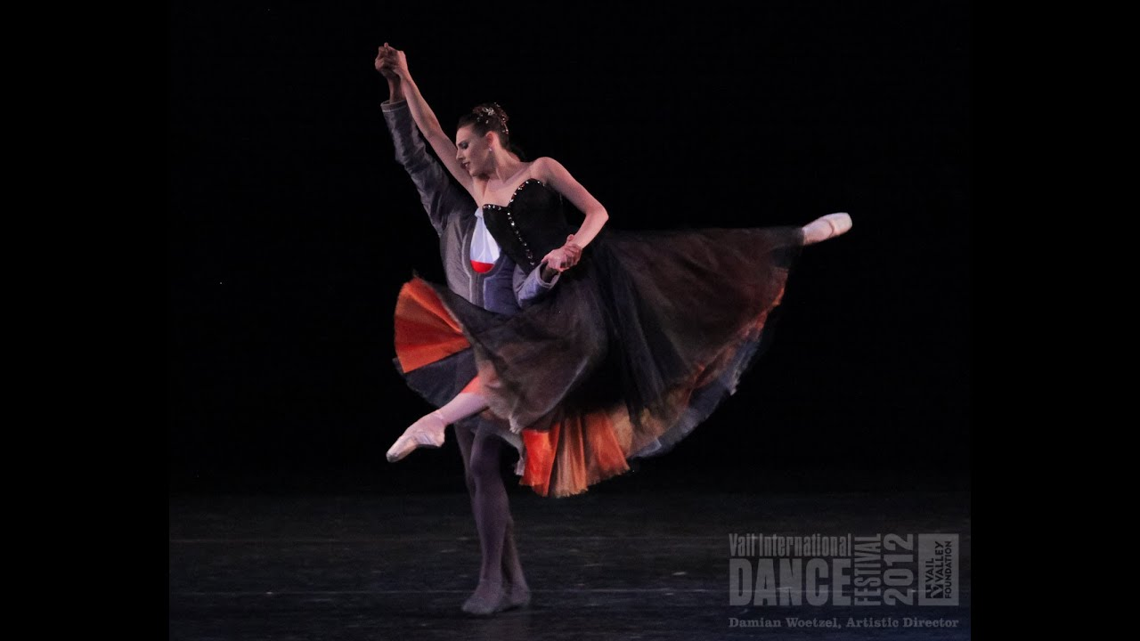 New York City Ballet Moves Quot In The Night Quot 2012 Vail