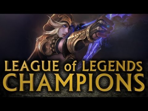 League of Legends Champions - Beginner Guide: Basics (Ep.06)