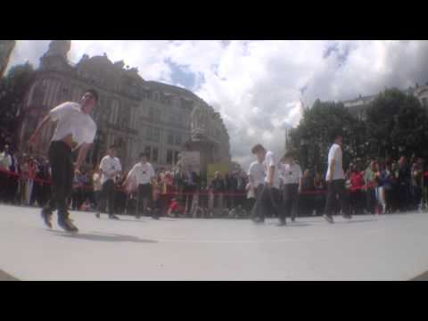 2014 City of London Festival(St Pauls Cathedral) in Gamblerz...